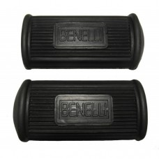 Benelli 250 TN/TS e 500 TN/TS rubber foot pegs