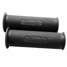 Bianchi Aquilotto grey/black rubber handle grip diam. 22-22 / 22-24 / 24-24