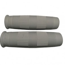 Bianchi grey or black rubber handle grip