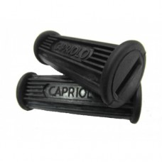 Capriolo Rubber foot pegs (slot)