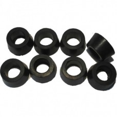 Unbranded rear shock absorbers rubber bushings