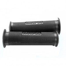 Chiorda grey-black rubber handle grip
