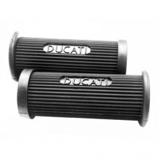 Ducati rubber foot pegs