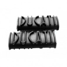 Ducati 100 / 125 Sport / 175 / 200 cc rubber foot pegs