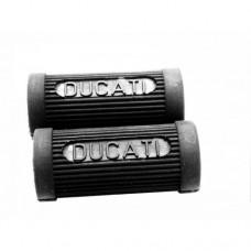 Ducati rubber pedal gear