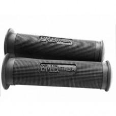 F.M.B. ITALIA grey-black rubber handle grip