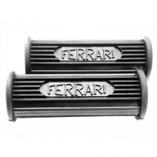 Ferrari rubber foot pegs