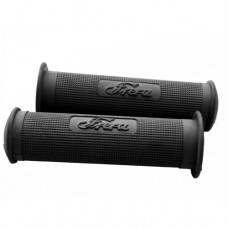 Frera grey-black rubber handle grip