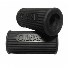 Gilera VL-VT Rubber foot pegs