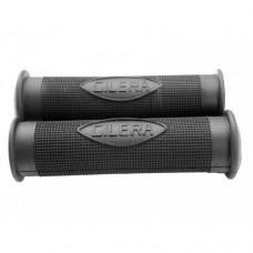 Gilera Saturno and Nettuno grey-black-para rubber handle grip
