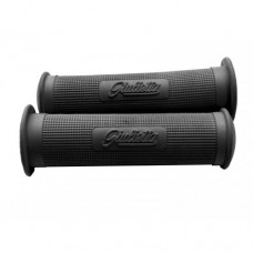 Giulietta grey-black rubber handle grip