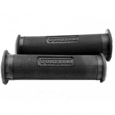 Guazzoni grey-black rubber handle grip