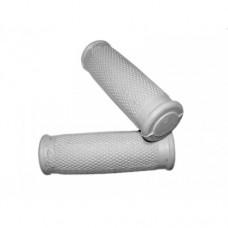 ISO Diva grey close rubber handle grip