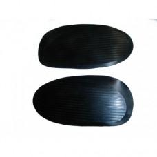 Italjet rubber knee