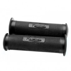 Mondial black-grey rubber handle grips