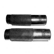 Motom black rubber handle grip 1st kind