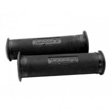 Pegaso black rubber handle grip